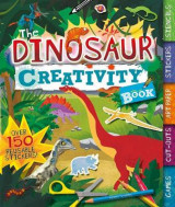 Omslag - The Dinosaur Creativity Book