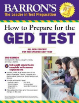 Omslag - How to Prepare for the GED Test