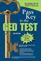 Omslag - Pass Key to the GED Test