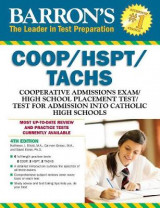 Omslag - Barron's COOP/HSPT/Tachs, 4th Edition