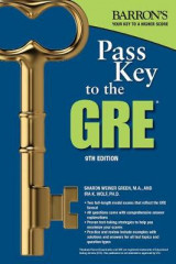 Omslag - Pass Key to the GRE