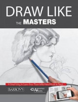 Omslag - Draw Like the Masters