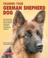 Omslag - Training Your German Shepherd Dog