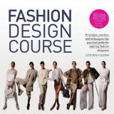 Omslag - Fashion Design Course