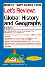 Omslag - Let's Review: Global History and Geography