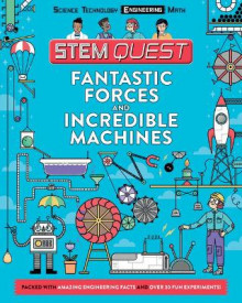 Fantastic Forces and Incredible Machines av Nick Arnold (Heftet)