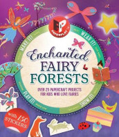 Enchanted Fairy Forests av Gemma Barder (Heftet)