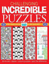 Incredible Puzzles av Elizabeth Golding (Heftet)