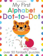 My First Alphabet Dot-To-Dot av Elizabeth Golding (Heftet)
