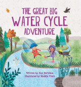 Omslag - The Great Big Water Cycle Adventure