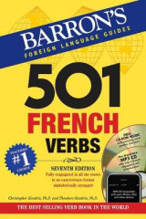 Omslag - 501 French Verbs