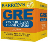 Omslag - GRE Vocabulary Flash Cards