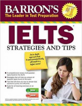 Omslag - IELTS Strategies and Tips