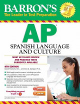 Omslag - AP Spanish Language and Culture