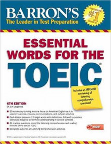 Essential Words for the Toeic with MP3 CD, 6th Edition av Lin Lougheed (Blandet mediaprodukt)
