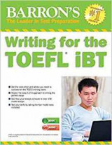 Omslag - Writing for the TOEFL IBT