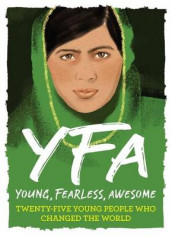 Young, Fearless, Awesome av Stella Caldwell (Innbundet)