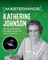 Omslag - Masterminds: Katherine Johnson
