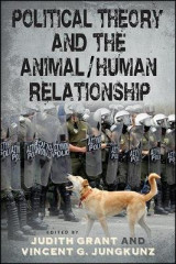Omslag - Political Theory and the Animal/Human Relationship
