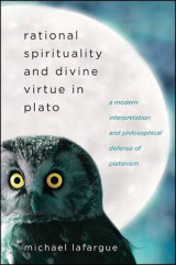Omslag - Rational Spirituality and Divine Virtue in Plato