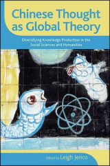Omslag - Chinese Thought as Global Theory