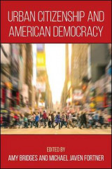 Omslag - Urban Citizenship and American Democracy