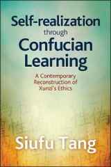 Omslag - Self-Realization through Confucian Learning