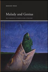 Omslag - Malady and Genius
