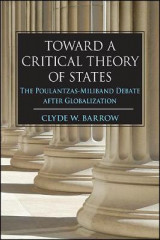 Omslag - Toward a Critical Theory of States