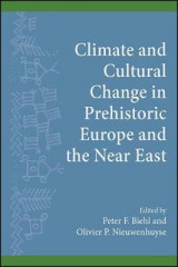 Omslag - Climate and Cultural Change in Prehistoric Europe and the Near East