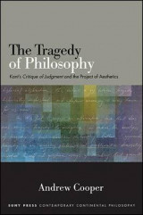 Omslag - The Tragedy of Philosophy