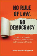 Omslag - No Rule of Law, No Democracy