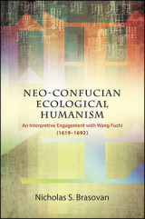 Omslag - Neo-Confucian Ecological Humanism