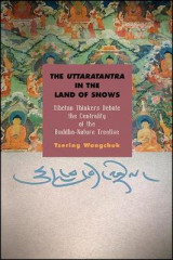 Omslag - The Uttaratantra in the Land of Snows