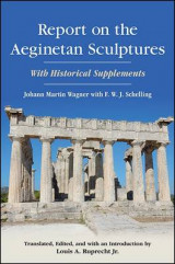 Omslag - Report on the Aeginetan Sculptures