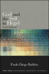 Omslag - God and the Self in Hegel