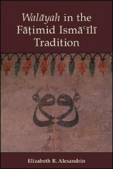 Omslag - Walayah in the Fatimid Isma'ili Tradition