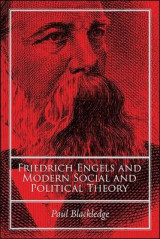 Omslag - Friedrich Engels and Modern Social and Political Theory