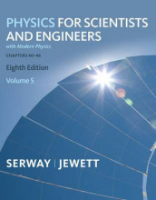 Physics for Scientists and Engineers,Chapters 39-46: v. 5 av John Jewett og Raymond A. Serway (Heftet)