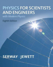 Physics for scientists and engineers with modern, chapters 1-46 av Jewett (Innbundet)