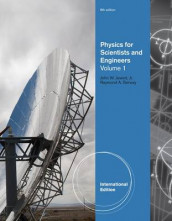 Scientists and Engineers, Chapters 1-22: Volume 1 av John Jewett og Raymond A. Serway (Heftet)