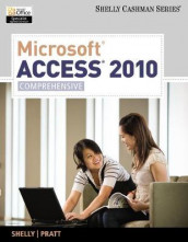 Microsoft (R) Access 2010 av Mary Last, Philip Pratt og Gary Shelly (Heftet)