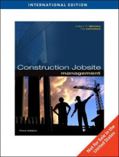 Construction Jobsite Management, International Edition av Hal Johnston og William R. Mincks (Heftet)
