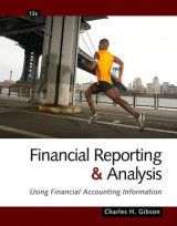 Omslag - Financial Reporting and Analysis