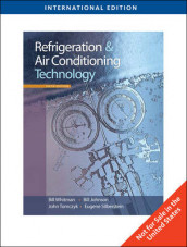 Refrigeration and Air Conditioning Technology av Bill Johnson, Eugene Silberstein og Bill Whitman (Blandet mediaprodukt)