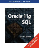 Omslag - Oracle 11G