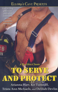 To Serve and Protect: Ellora's Cave av Arianna Hart (Heftet)