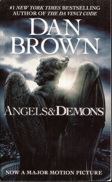 Angels and demons av Dan Brown (Heftet)