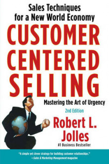 Customer Centered Selling av Robert L. Jolles (Heftet)