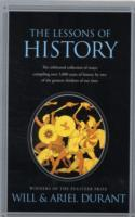 Lessons of History av Will Durant (Heftet)